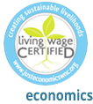 Living Wage Certified - Just Economics